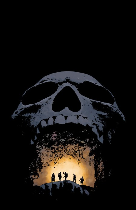 Rise of the Black Flame #3 (cover)