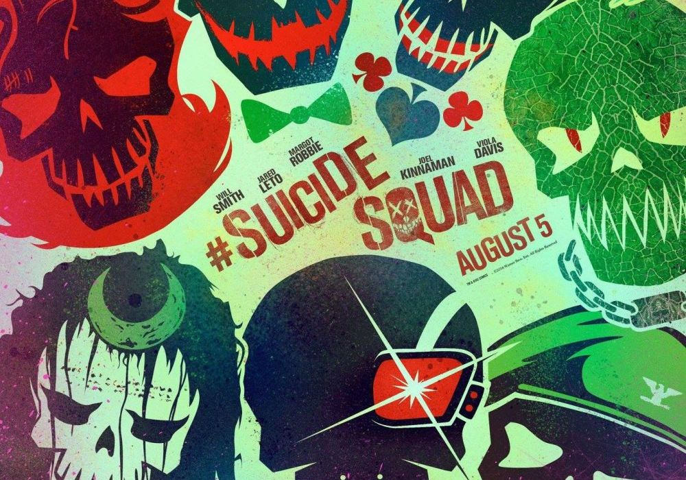 Suicide Squad Poster Featured