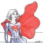 40 Days of Supergirl: Valerio Schiti