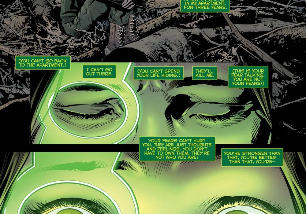Green Lanterns 6 Featured