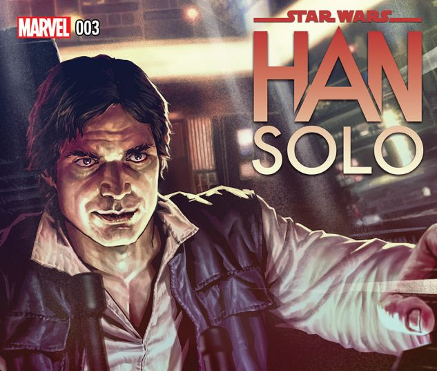 Han Solo Issue 3 Cover Crop