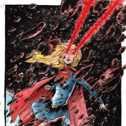 Supergirl Month: Kelly Williams Featured