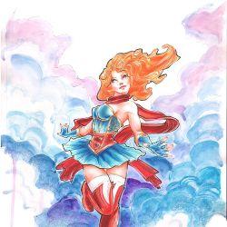 Supergirl Month: Vanessa Solis Featured