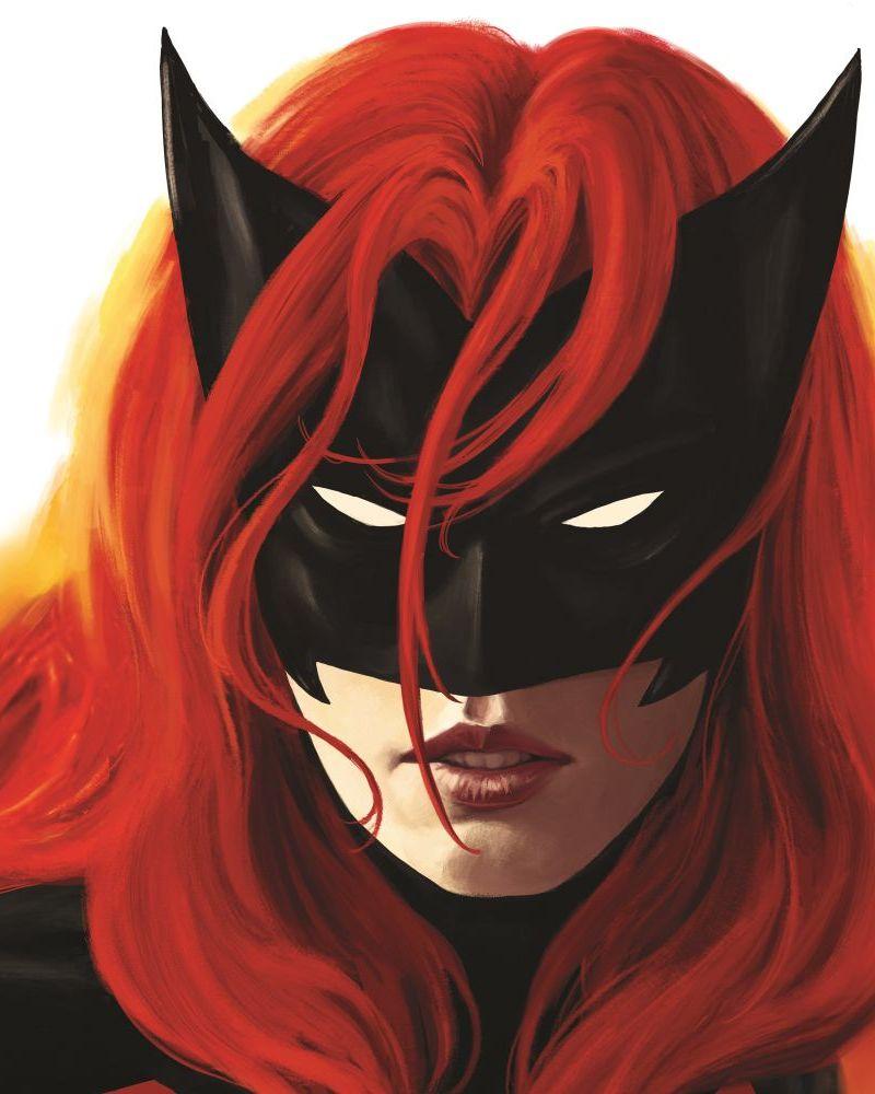 Batwoman Rebirth Featured