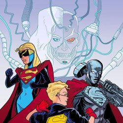 Supergirl Month: Dennis Culver Featured