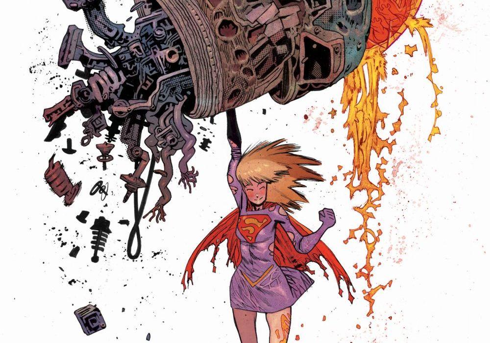 Supergirl Month: James Harren Featured