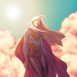 Supergirl Month: Mateus Santolouco Featured