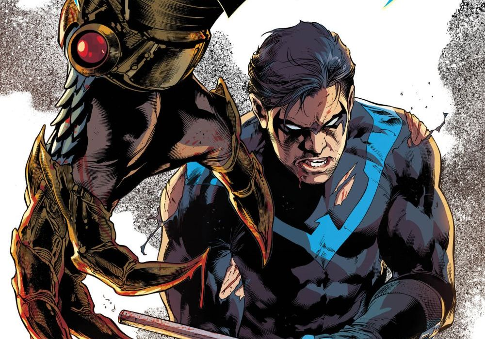 Nightwing #8 Featured