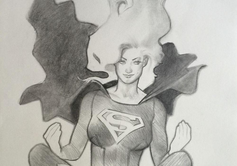 Supergirl Month: Viktor Kalvachev Featured