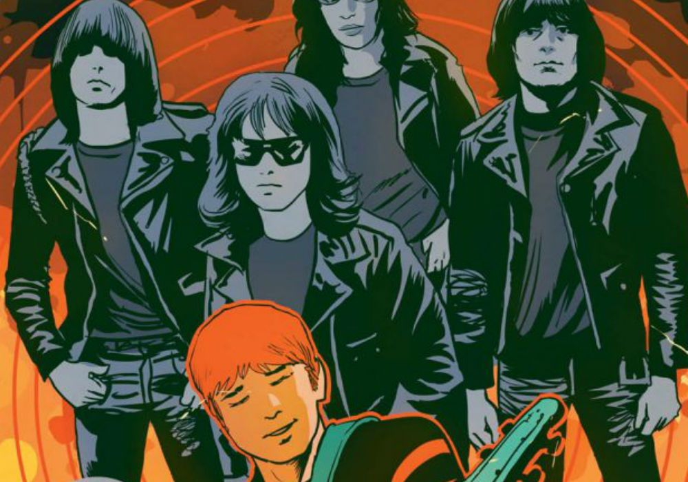 Archie Meets The Ramones Featured Image