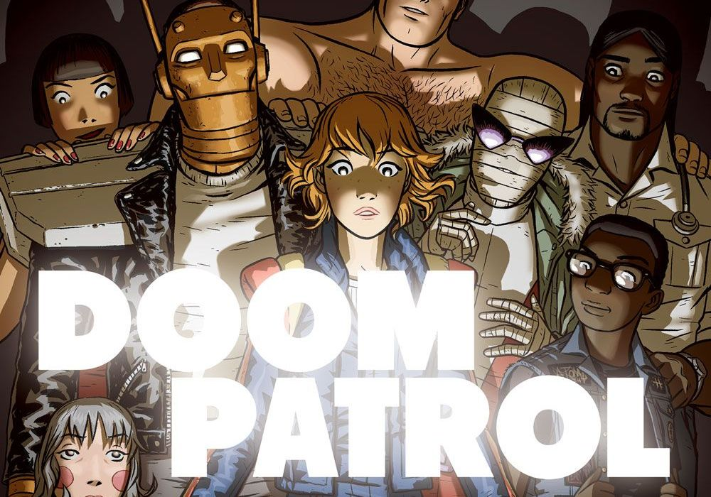 HEY KIDS COMICS Doom-Patrol-6-Featured