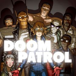 Doom Patrol #6 Featured