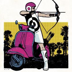 Hawkeye David Aja