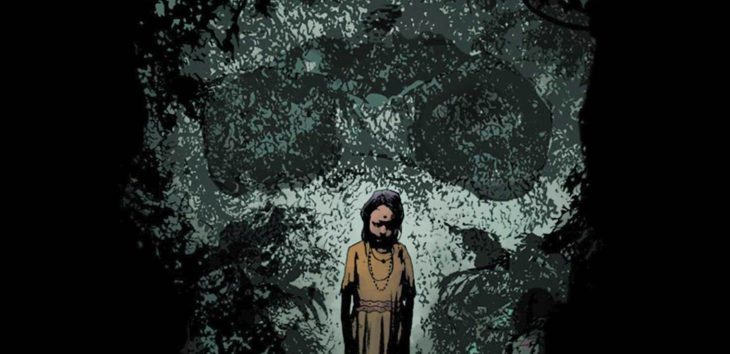 Feature: Rise of the Black Flame #4