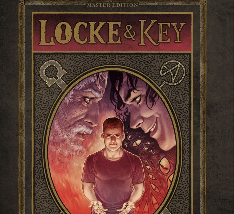 Locke and Key Master Edition Vol 3 Featured