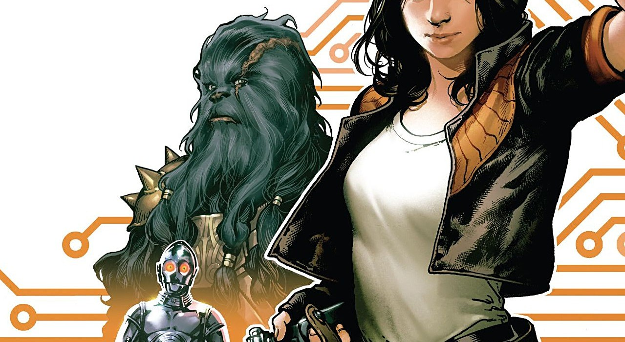 Star Wars Doctor Aphra Featured Image