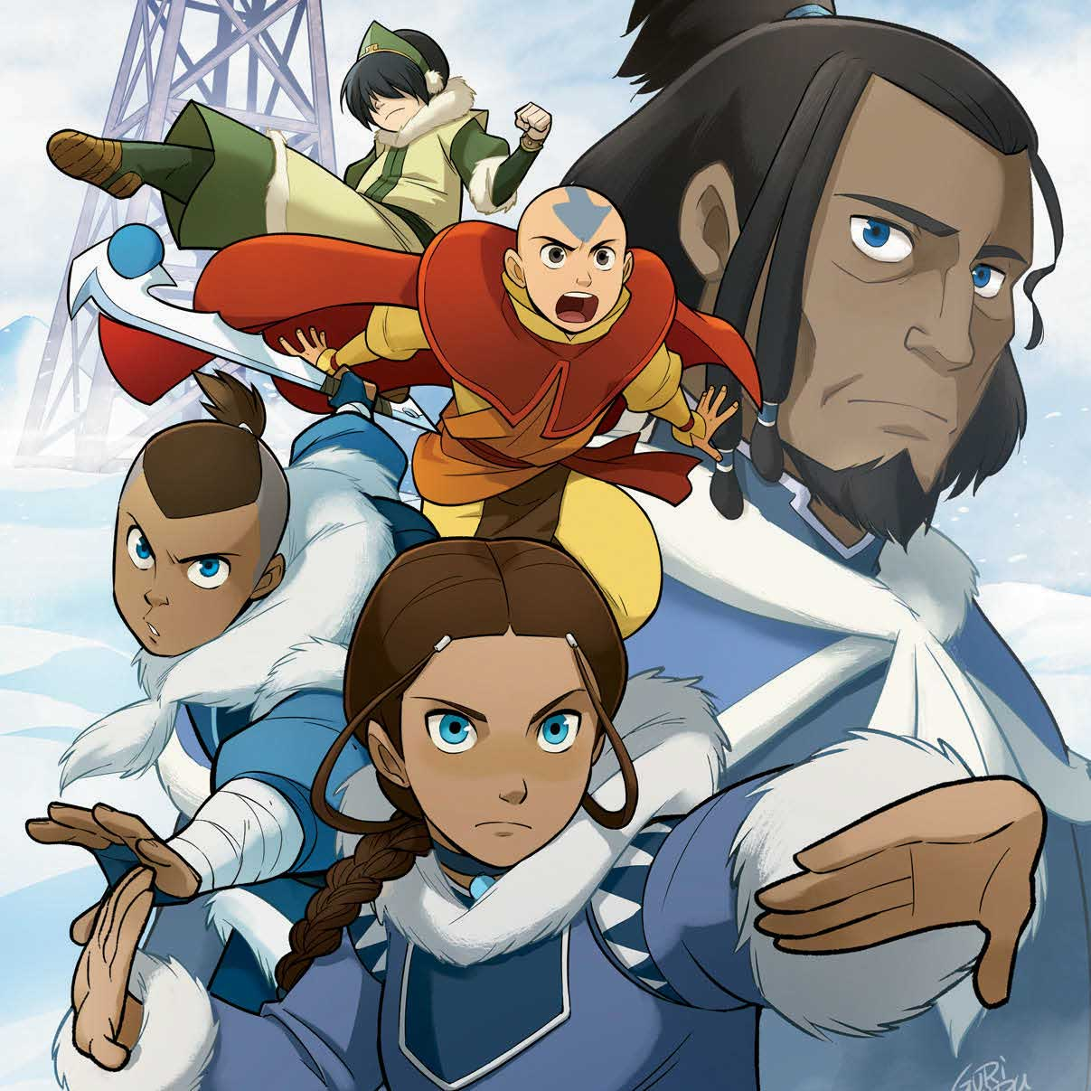 "Avatar Trailer Part 2: ""Avatar: The Last Airbender—North And South"" Part 2"