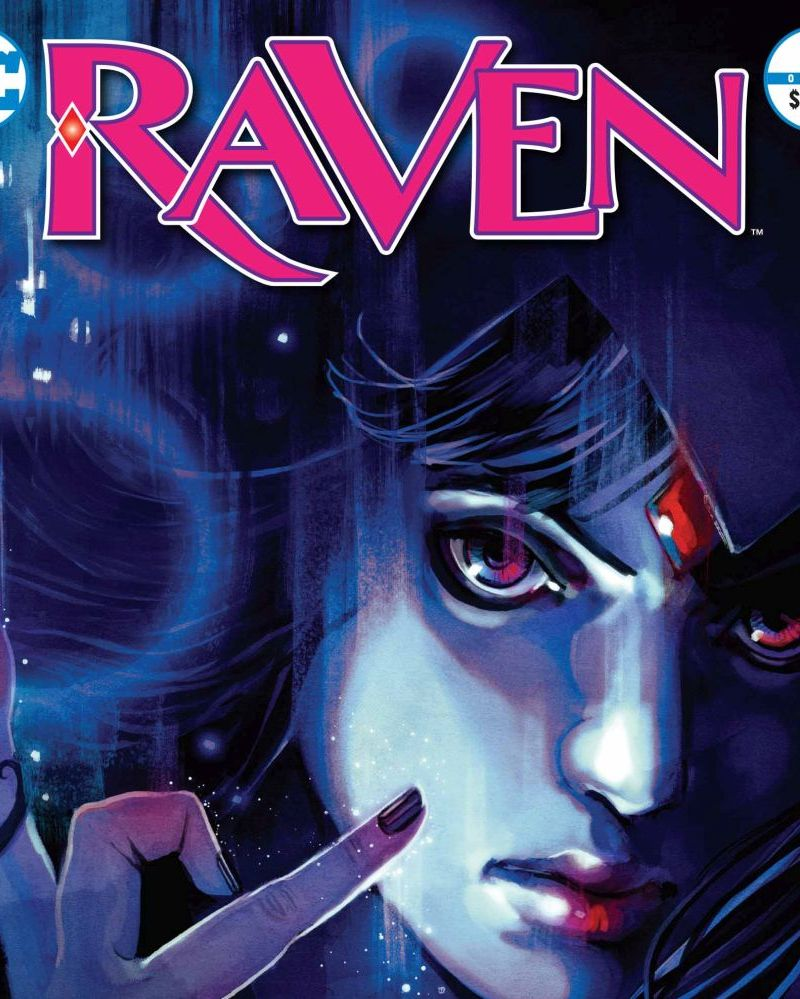 Raven #5 Featured