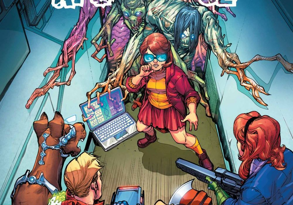 Scooby Apocalypse #9 Featured