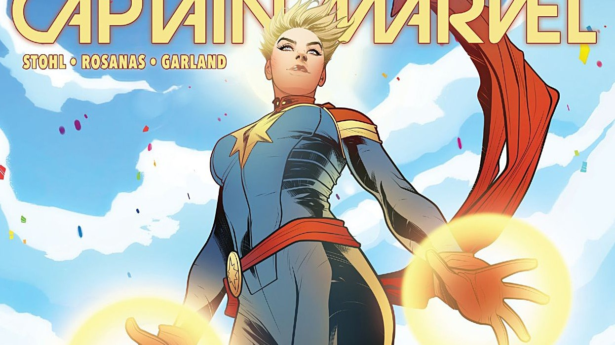 The Mighty Captain Marvel #1 Featured Image