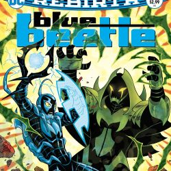 Blue Beetle #6 Featured