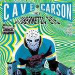 """Cave Carson Has a Cybernetic Eye"" #5"