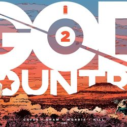 God Country #2 Featured