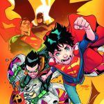 "Don't Miss This: ""Super Sons"" by Peter J. Tomasi & Jorge Jimenez"