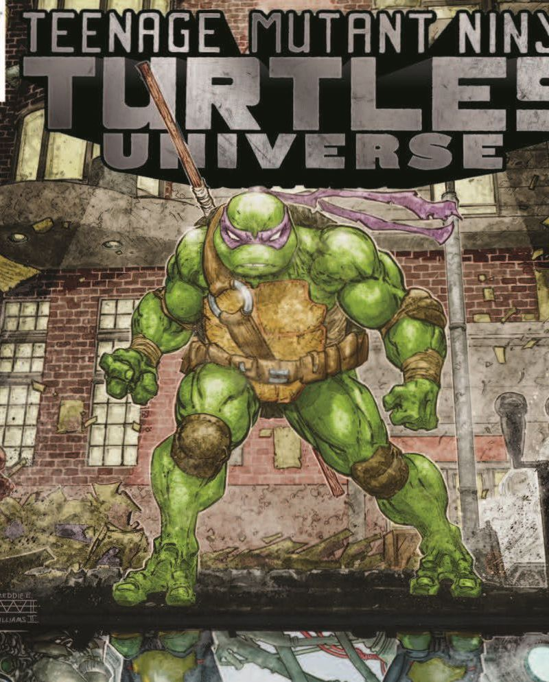 TMNT Universe 7 Featured