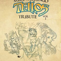 The Mike Wieringo Tellos Tribute Featured