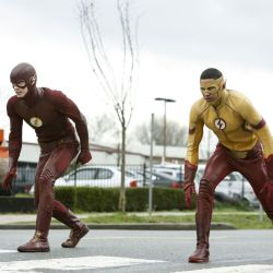 The Flash Untouchable