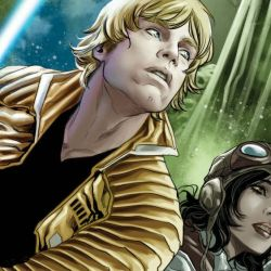 Star Wars Screaming Citadel #1 Featured