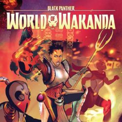 Black Panther World of Wakanda #5 Featured