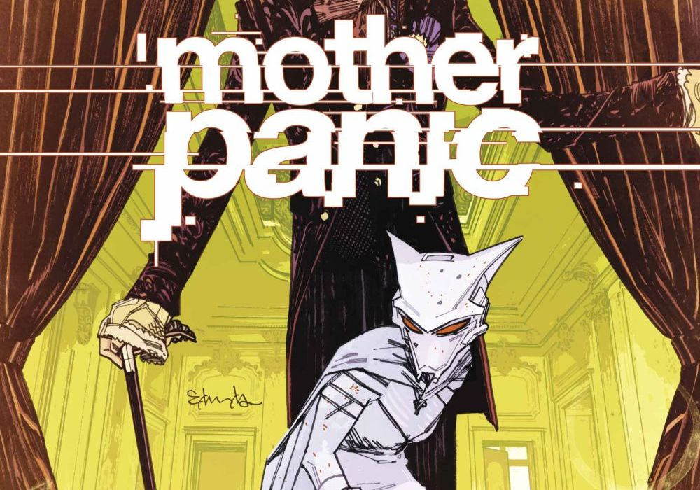 Mother Panic #4 Featured