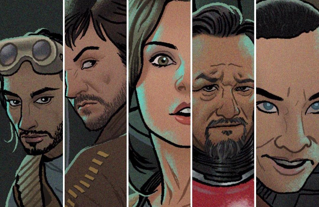 Rogue One Joe Quinones