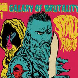 Space Riders Galaxy of Brutality #1 Featured