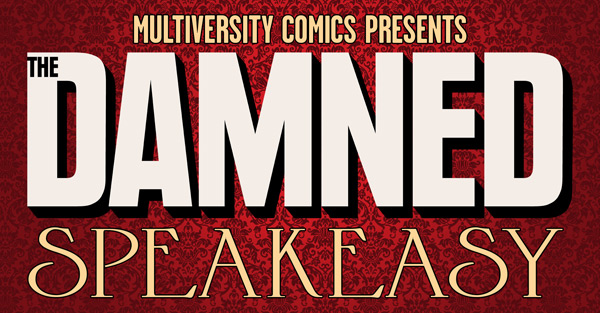 The Damned Speakeasy logo