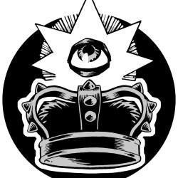 Black Crown Logo Featured