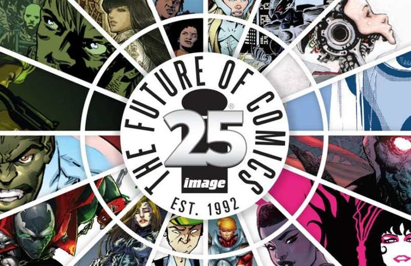 Image Comics 25 Years Featured