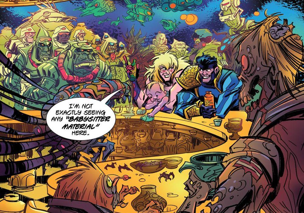 Cosmic Scoundrels 2 Featured