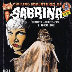 Sabrina #7 featured