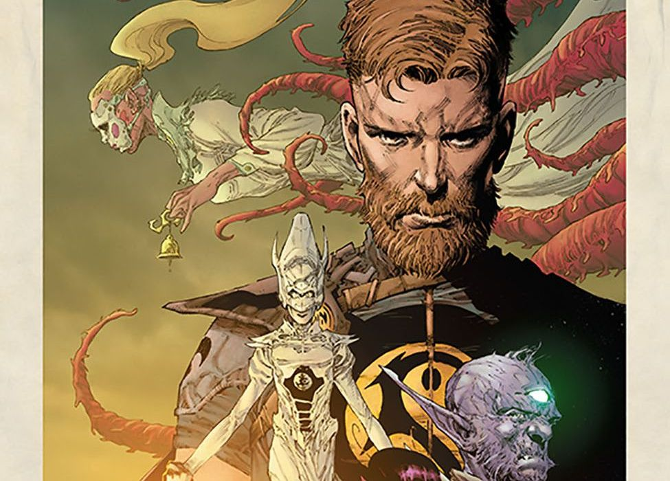 Seven to Eternity #5 Featured