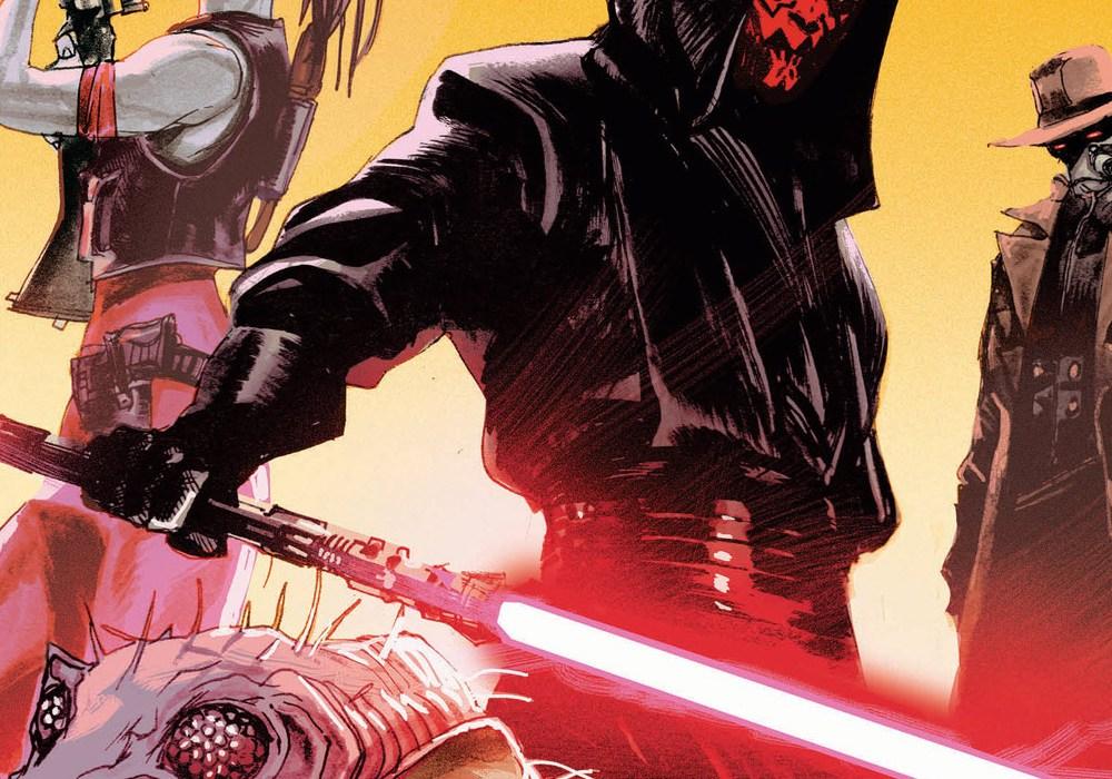 Star Wars Darth Maul #3 Featured