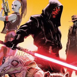 Star Wars Darth Maul #3 Featured