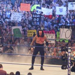 Undertaker Wrestlemania featured