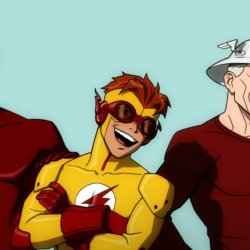 Wally West and the FlashesWally West and the Flashes