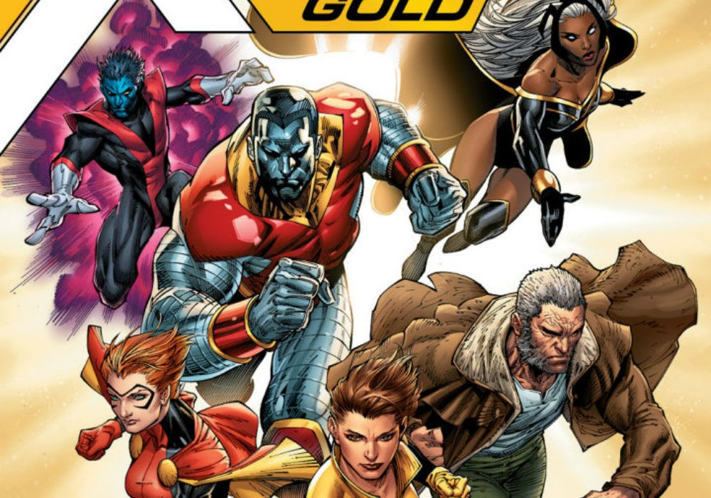 x-men gold #1 featured