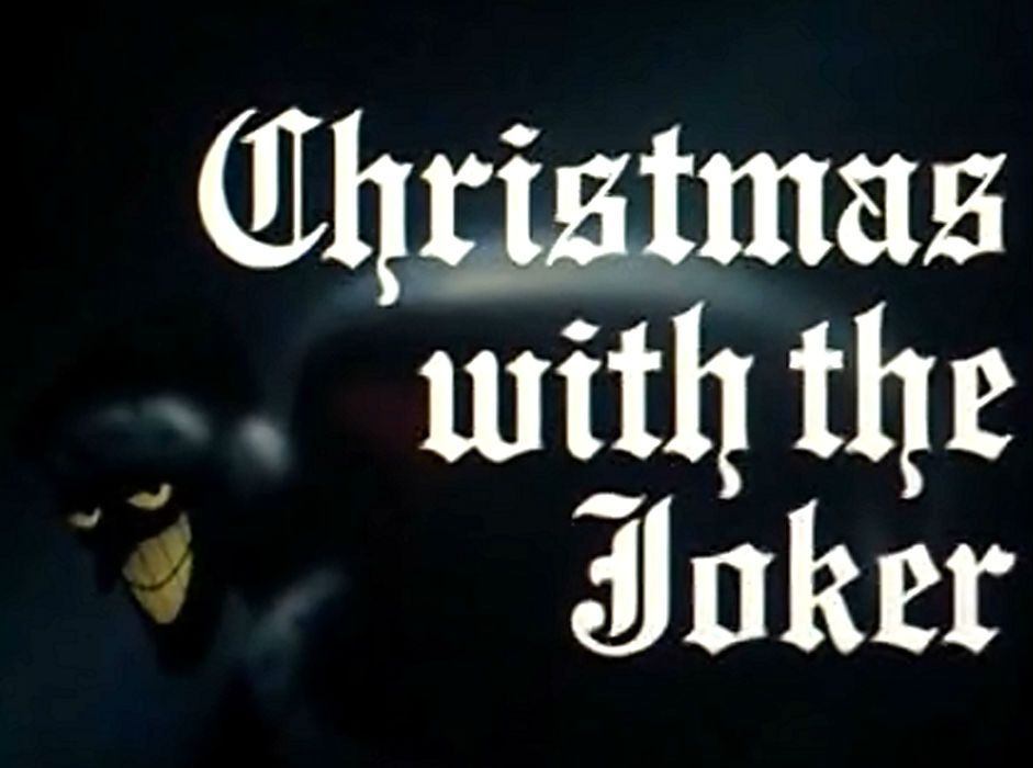 Five Thoughts on Batman: The Animated Series\'s Christmas with the Joker