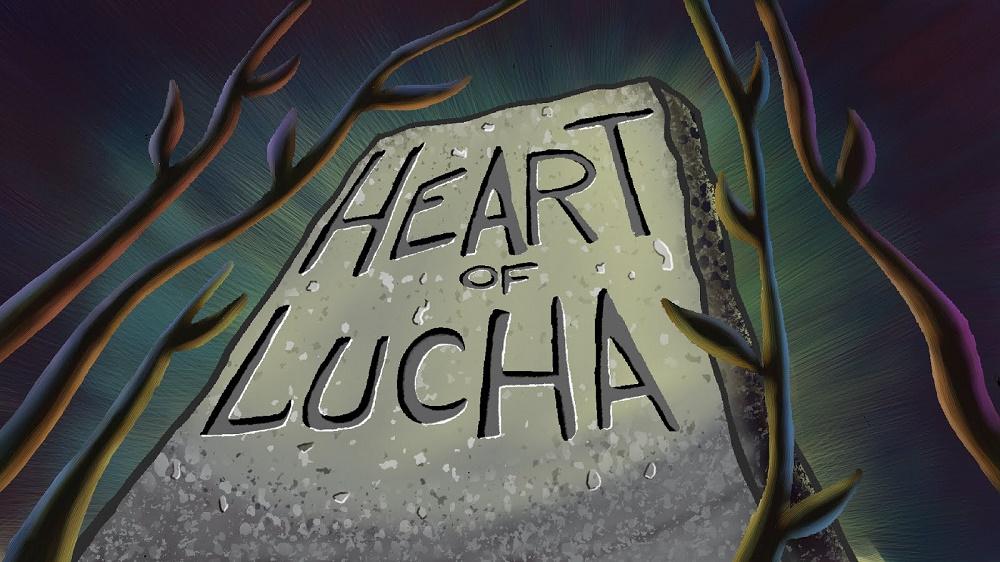 Mucha Lucha Heart of Lucha