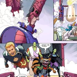 SMP All New Guardians of the Galaxy 1